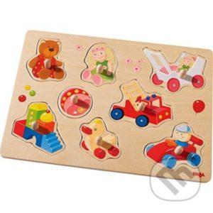 326a6484c Vkladacie puzzle Moje prvé hračky - drevene puzzle - drevene puzzle abeceda  - drevene puzzle zvieratka