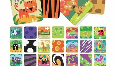 pexeso zvieratká, pexeso farby, tvary, pexeso pre rozvoj zraku,, pexeso pre deti od 3 rokov, kartónové pexeso,